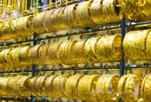 bracciali al Gold Souk