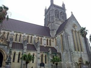 cattedrale anglicana ad Hamilton