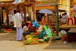 mercato a Jaisalmer