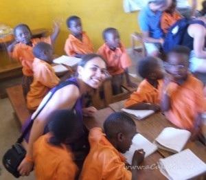 nelle classi con i bimbi