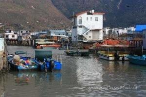 Case a Tai O, Cina