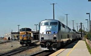 Treni California Zephyr