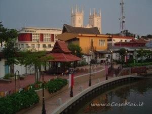 Malacca_riverside