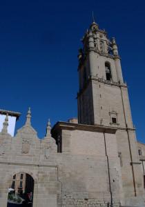 Chiesa - Los Arcos