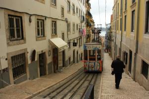 Tram 28, Alfama a Lisbona