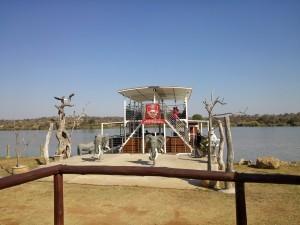 Pronti per la crociera sull'Olifant, Sudafrica