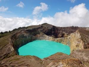 Cratere Kelimutu, Indonesia