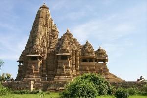 tempio, Khajuraho