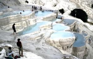 Piscine terrazzate di Pamukkale, Turchia