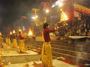 puja serale Varanasi