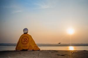 Meditazione a Varanasi