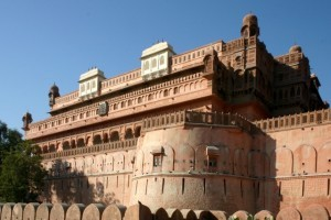Bikaner fort, India