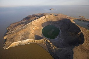Lago Turkana, Kenya