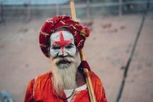 Santone-Pellegrino a Varanasi, India