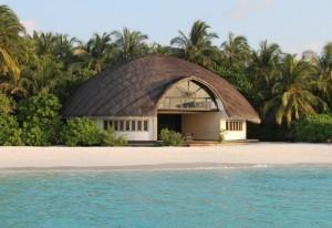 Centro sub all'Angsana Velavaru, Maldive