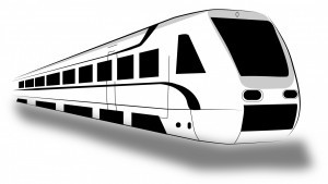 Disegno di un treno