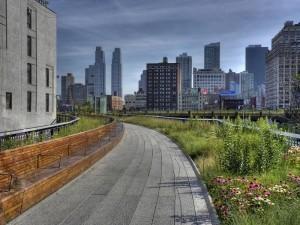 High Line, New York 2