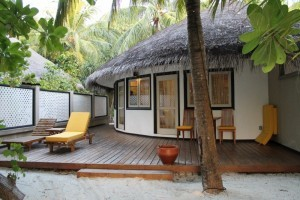 Il nostro bungalow all'Angsana Velavaru, Maldive