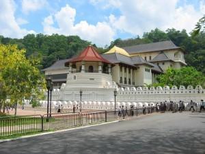 Tempio a Kandy, Sri Lanka