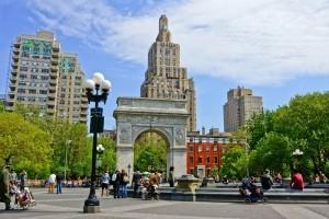 Washington Square Park, New York 1