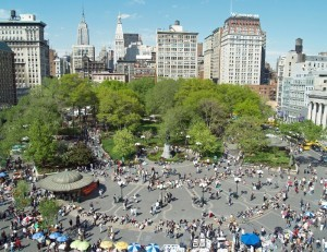 Washington Square Park, New York 2