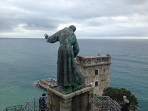 statua-san-francesco-monterosso