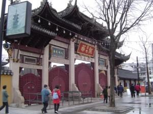 Longhua temple, Shanghai