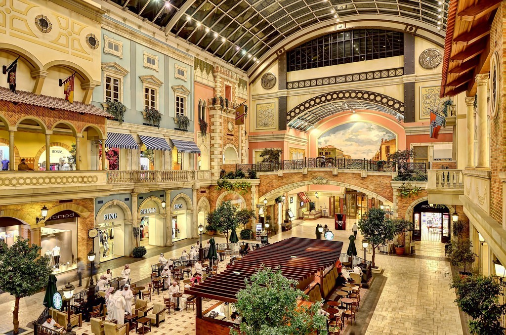 Mercato Dubai Mall 1, Dubai