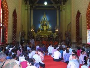 Phra Buddha Jinaraj al wat Benchamabophit, Bangkok 2