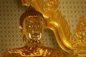 Phra Phuttha Maha Suwan Patimakon al Wat Traimit Bangkok 1