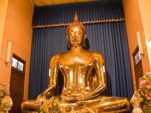 Phra Phuttha Maha Suwan Patimakon al Wat Traimit Bangkok 2