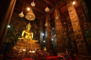 Phra Sri Shakyamuni al Wat Suthat, Bangkok 2