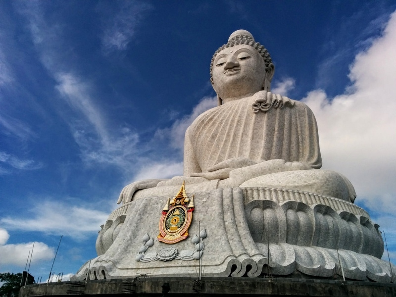 Top Statue del Buddha in Sud Thailandia | aCasaMai.it ZH28