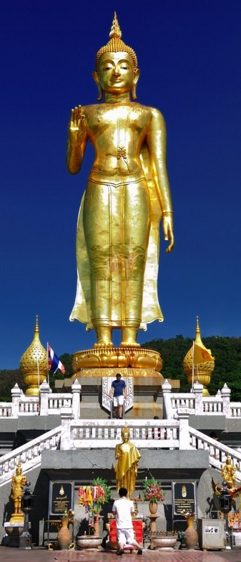 Bang Nai Si Thailand  city images : Statue del Buddha in Sud Thailandia | aCasaMai.it