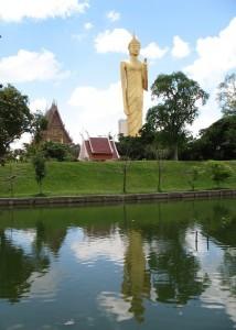 Phra Phuttha Rattana Mongkhon Mahamuni, Roi Et, Thailandia