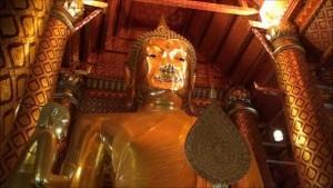 Wat Phananchoeng Temple 1, Ayutthaya, Thailandia