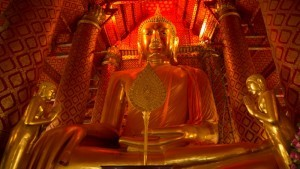 Wat Phananchoeng Temple 2, Ayutthaya, Thailandia