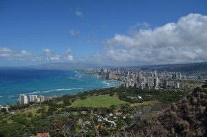 Diamond Head (Oahu Hawaii)