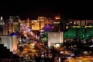 Las Vegas di notte