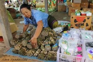 Mercato locale vicino al lago Inle 1, Myanmar