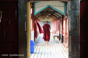 Monastero Nga Phe Kyaung 1, lago Inle