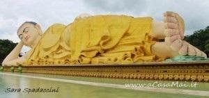 Myathalyaung Buddha, Bago