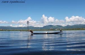 Pescatore, lago Inle