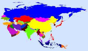 Continente Asia