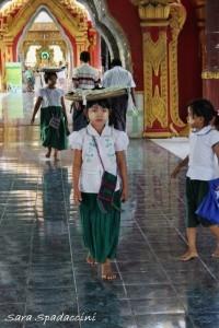 Kathodaw Paya 2, Myanmar