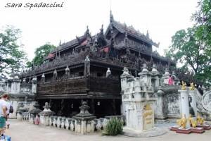Monastero Shwenandaw 1, Myanmar
