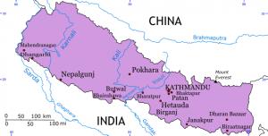 mappa-del-nepal