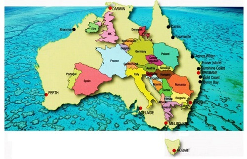 australia-europa