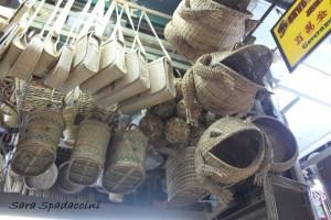 Bagyoke Aung San market 2, Birmania