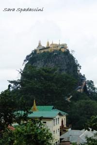 Monte Popa 2, Birmania